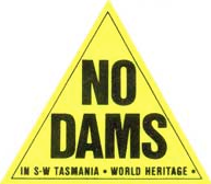 The No Dams triangle