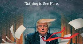 Trump nothing to see